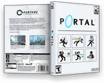 Portal PC Cover by nded