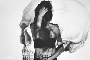lovely bones. by sara-with-a-gun