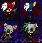 .:Request:. Demon Forms by elisonic12