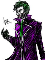 The Joker by Archonyto