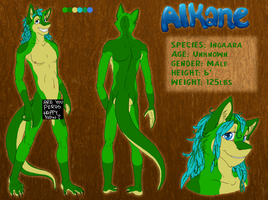Alkane Ref Sheet by bingles