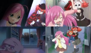 Rosario to Vampire vs Horror by Dante-564