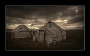 The yurt by cradeloso