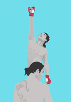 The Bendo poster I wont be able to finish by caseharts