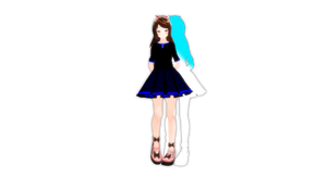 [MMD] - My Selfmodel Update!! +DL! by DeathBerry23