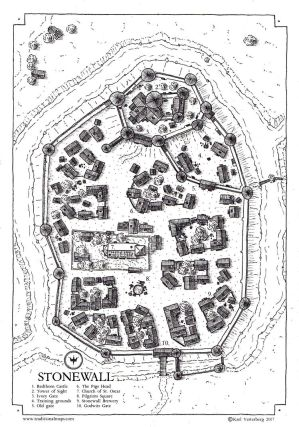 Practice map 2017: Stonewall by Traditionalmaps