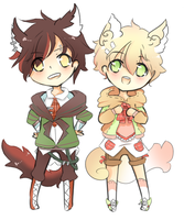 Couple adopts:closed by bunniiadopts