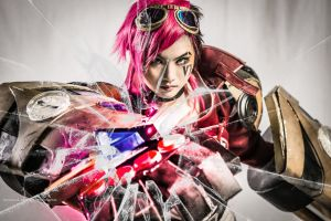 Vi [League of Legends Cosplay] by XanthicFlowers