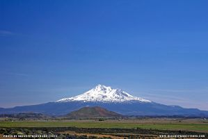 Mount Shasta 01 by BlightProductions