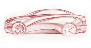 Hyundai Ideation Sketch 3 by dimodee