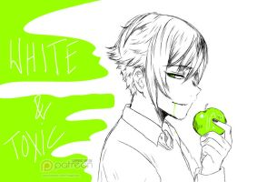 An apple a day keeps the reapers away by YayaKumaChan