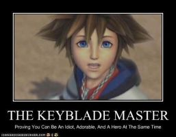 The Keyblade Master by Cats-Eye-93