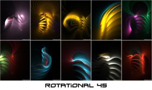 Rotational 45 preview by AndreiPavel