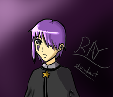 Ray Steamheart by animegurl105