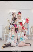 LoveLive Kotori Only Cosplay 4 by eefai