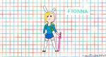 Fionna The Human by Swiindle3561