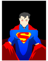 Superman Quickie by NDGO