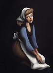 The Girl with the Glass Slipper by drewsefske