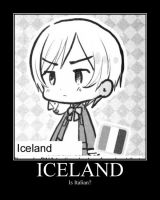 APH Iceland Motivational by AwesomePerson26