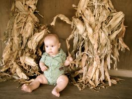Baby of the Corn..lol. by Cherose77