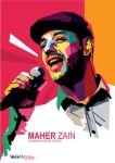 Maher Zain in WPAP by setobuje