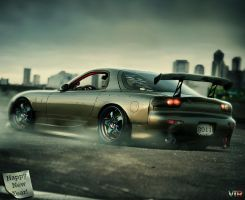 RX7 2011 by Mr-Joelson