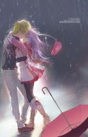 Umbrella by shilin