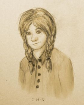 Some Girl by ScarletBookworm