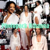 Photopack Rihanna MTV Movie Awards 2014 by EditionsCaar
