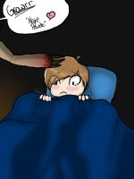 Night pewdie by Tangyowl