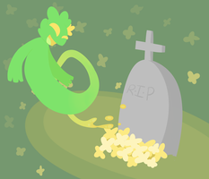 Gravestone by 0Shiny0