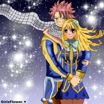 Nalu - night breeze. by GirlxFlower