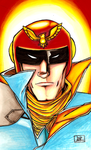 Captain Falcon by Gie