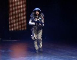Jammer cosplay 2 by hellduck