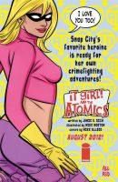 It Girl And The Atomics ad by jtchan