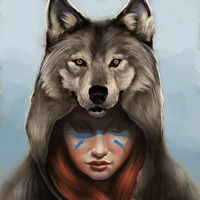 pict huntress by Fleret