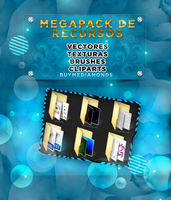 Pack de recursos. by BUYMEDIAMONDS