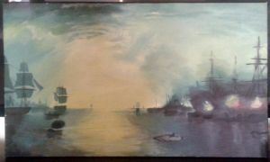 William Turner - Ships by Lanetti16