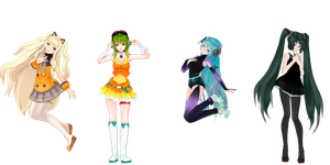 [MMD] Pose Pack DL by sailoraya