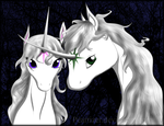 The Two Last Unicorns by PearTizer