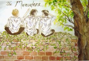 The Marauders by inkspill94