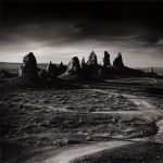 Trona Pinnacles by perry