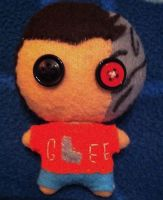 Youtubers - TheGamingTerroriser Plushie by Jack-O-AllTrades