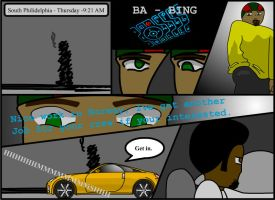 Old Capital the Comic Pg. 1 by Pjczar