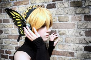 Kagamine Len - Magnet by Rpd95