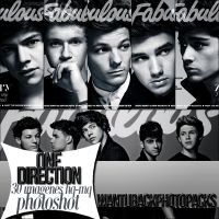photopack 67: One Direction by PerfectPhotopacksHQ