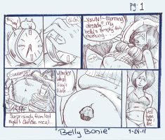 Belly Bonie 1:1 by Angel-Cake-123