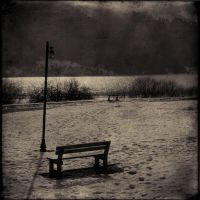 Bench by DilekGenc