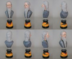 Dumbledore - turnarounds by AlfredParedes
