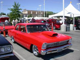 Stock Chevy II SS I by Daturaemo